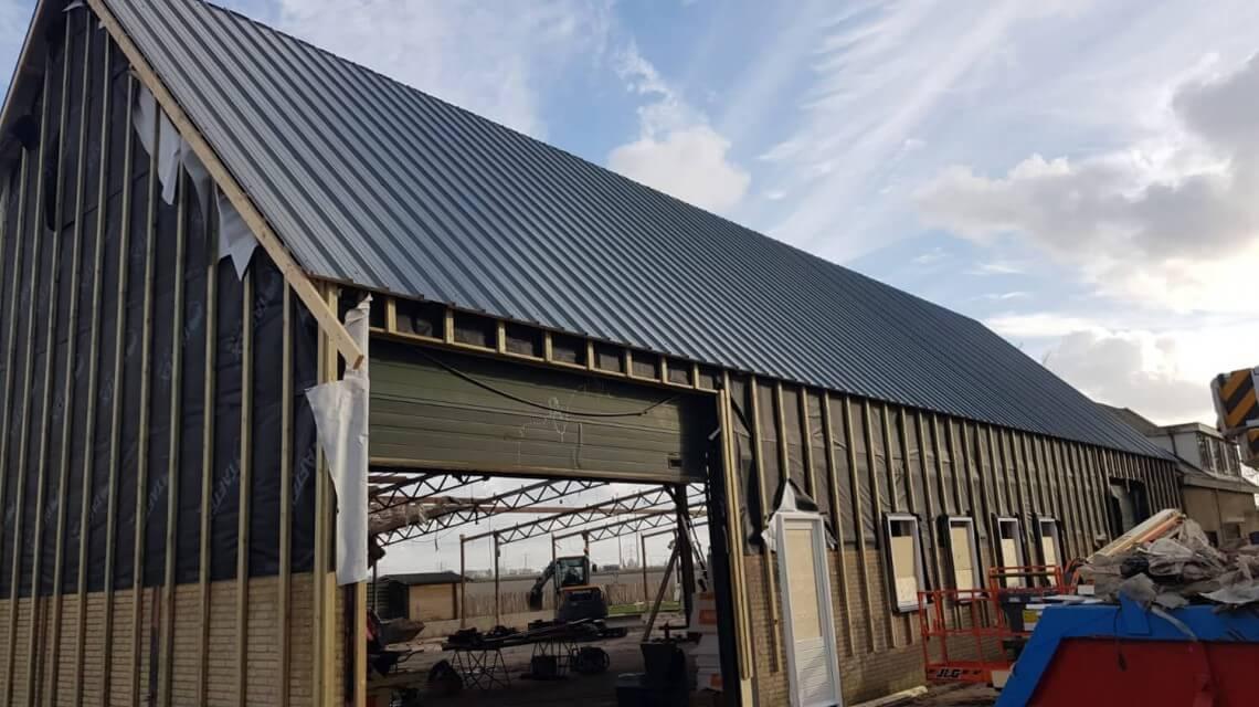 Gebr Koole geisoleerde dakplaten 10