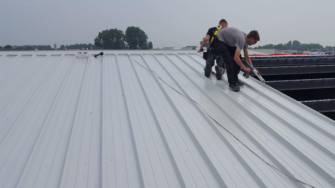 Gebr Koole geisoleerde dakplaten 18