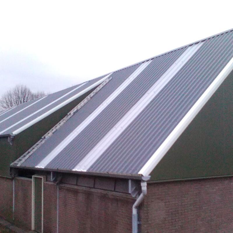 Varekamp damwand dakplaat